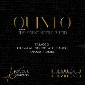 K Flavour Company I Dieci - QUINTO - aroma 10ml