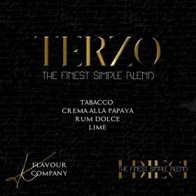 K Flavour Company I Dieci - TERZO - aroma 10ml