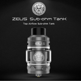 GeekVape - ZEUS SUB OHM - 5ml 26mm