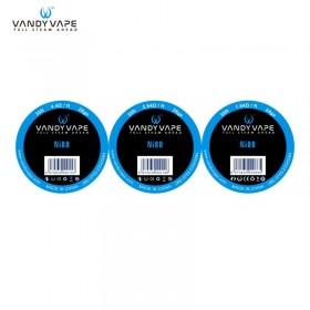 Vandy Vape - FILO RESISTIVO NI80 26-28ga