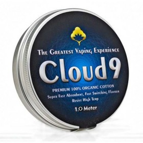 Cotone 100% organico - CLOUD 9