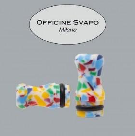 Officine Svapo DRIP TIP CALIPSO Metacrilato - Arlecchino