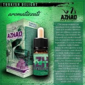 Azhad's Elixirs Non Filtrati Aromatizzati - TURKISH DELIGHT aroma 10ml
