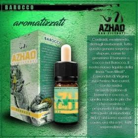 Azhad's Elixirs Non Filtrati Aromatizzati - BAROCCO aroma 10ml