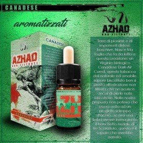 Azhad's Elixirs Non Filtrati Aromatizzati - CANADESE aroma 10ml