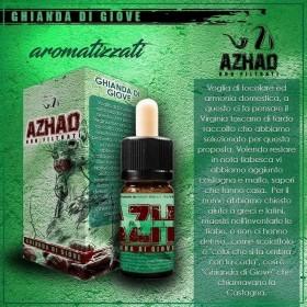 Azhad's Elixirs Non Filtrati Aromatizzati - GHIANDA DI GIOVE aroma 10ml