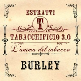 Tabacchificio 3.0 Tabacchi in Purezza - BURLEY aroma 20ml