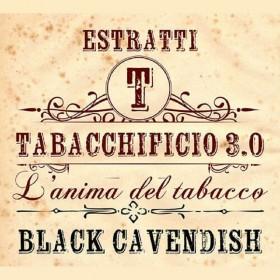 Tabacchificio 3.0 Tabacchi in Purezza - BLACK CAVENDISH aroma 20ml