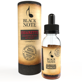 MINI SHOT - Vaporificio - Black Note - CIGARETTE BLEND - aroma 10ml
