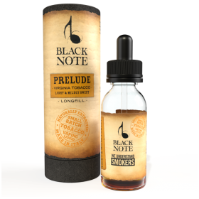 MINI SHOT - Vaporificio - Black Note - PRELUDE - VIRGINIA TOBACCO - aroma 10ml