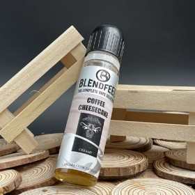 - SHOT SERIES - BlendFeel Cremosi Creamy - COFFEE CHEESECAKE - aroma 20ml
