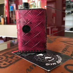 Billet Box COVER IN CUOIO by History Mod - Modello 1