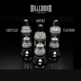 The Vaping Gentlemen Club - Millennium TOP CAP