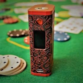 Elcigart Mods - PRISMA DNA75C V1.2 - Poker Face