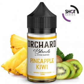 SHOT SERIES - Five Pawns Orchard Blends - PINEAPPLE KIWI - aroma 20ml