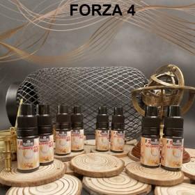 BlendFeel - ZERO BOOSTER PG SCOMPOSTI 20+40 - 10ml FORZA 4