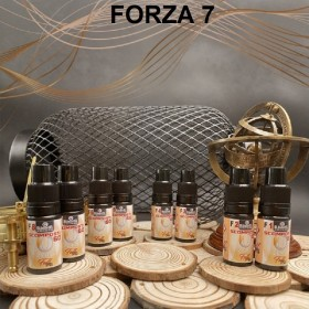 BlendFeel - ZERO BOOSTER PG SCOMPOSTI 20+40 - 10ml FORZA 7