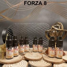 BlendFeel - ZERO BOOSTER PG SCOMPOSTI 20+40 - 10ml FORZA 8