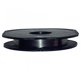 """ZIVIPF SS 316L SQUARE WIRE 0.5x0.5mm/.02*.02"""" - AWG 23 - 10m"""