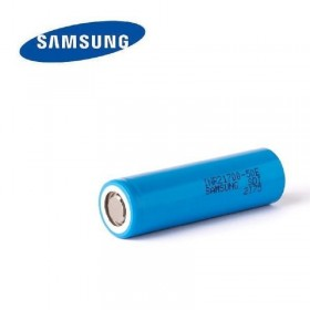 21700 - Samsung 50E 4900mAh 9.8A - Flat Top