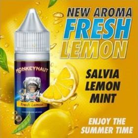 Monkeynaut - FRESH LEMON aroma 10ml