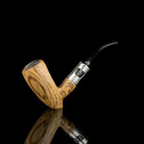 CrèaVap - DUBLIN Epipe 18650 - Zebrano