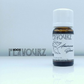 100% Flavourz - AMERICAN BLEND aroma 11ml