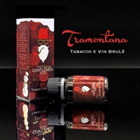 The Vaping Gentlemen Club - TRAMONTANA aroma 10ml