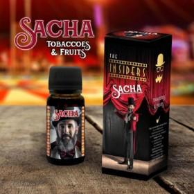 The Vaping Gentlemen Club - The Insiders - SACHA aroma 10ml