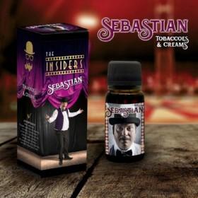 The Vaping Gentlemen Club - The Insiders - SEBASTIAN aroma 10ml