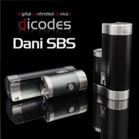 Dicodes - DANI SBS BOX 80W - Black