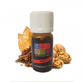 - Clamour Vape - Colors - RED aroma 10ml