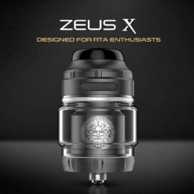 GeekVape - ZEUS X RTA 25mm 4.5ml