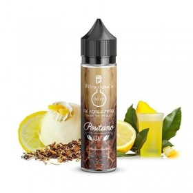 - SHOT SERIES - Vitruviano's Juice - POSITANO LEAF - aroma 20ml