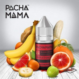 Charlie's Chalk Dust - Pachamama - BLOOD ORANGE BANANA GOOSEBERRY - aroma 30ml