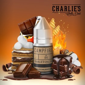 Charlie's Chalk Dust - Pacha Mama - CAMPFIRE - aroma 30ml