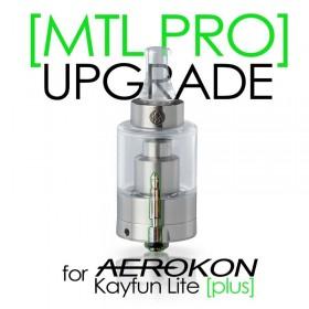 Svoemesto - Kayfun Lite Plus 2021 MTL PRO UPGRADE CENTERPIN
