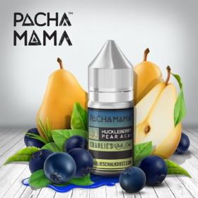 Charlie's Chalk Dust - Pachamama - HUCKLEBERRY PEAR ACAI - aroma 30ml