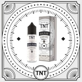 - SHOT SERIES - TNT Vape - Distillati Puri - MIXTURE BALKAN SOBRANIE - aroma 20ml
