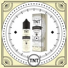 - SHOT SERIES - TNT Vape - Distillati Puri - MIXTURE VIRGINIA HIGHLANDS - aroma 20ml