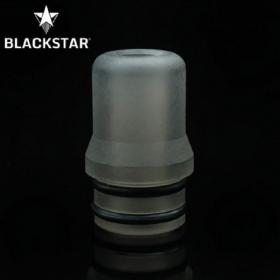 Blackstar - Drip tip MUM V2 - Transparent Grey Raw