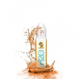SHOT SERIES - Angolo della guancia - H2O Tabacco distillato - AROMATIZED CARAMELLO - aroma 20ml