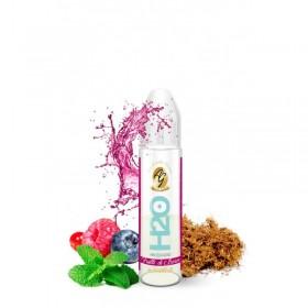 SHOT SERIES - Angolo della guancia - H2O Tabacco distillato - FRUTTI DI BOSCO - aroma 20ml