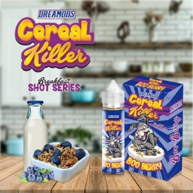 SHOT SERIES - Dreamods - CEREAL KILLER BOO BERRY - aroma 20ml