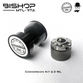 Ambition Mods - Design by The Vaping Gentlemen Club - Bishop mtl rta CONVERSION KIT 2ml