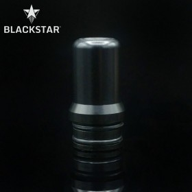 Blackstar - Drip Tip FEDOR V2 - Black Delrin