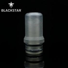 Blackstar - Drip Tip FEDOR V2 - Trasparent Grey Raw