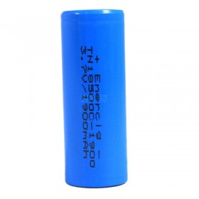 18500 - ENERCIG TN18500C 1900mAh 5.7A - Flat Top