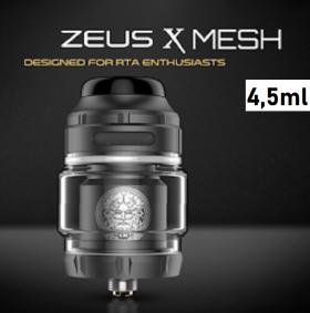 GeekVape - ZEUS X MESH RTA 25mm 4.5ml