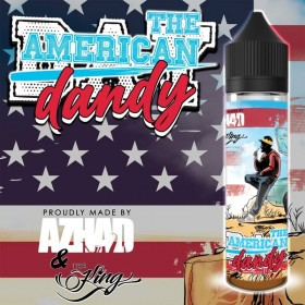 - SHOT SERIES - Azhad's Elixirs - Modern American Mixture - AMERICAN DANDY - aroma 20ml
